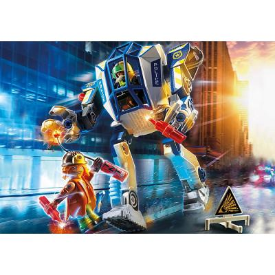 Playmobil 70571 - Special Operations Police Robot - City Action
