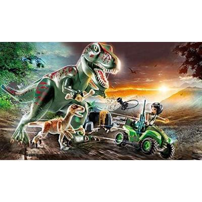 Playmobil 70632 - Explorer Quad with T-Rex - The Explorers