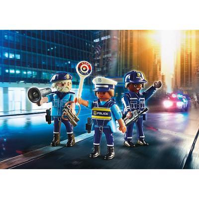 Playmobil 70669 - Police Figure Set - City Action