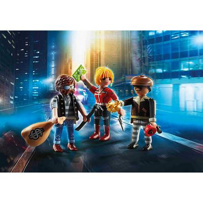 Playmobil 70670 - Thief Figure Set - City Action