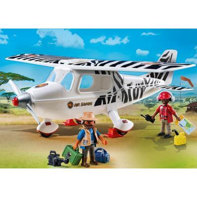 Playmobil 6938 - Safari Plane - Wild Life