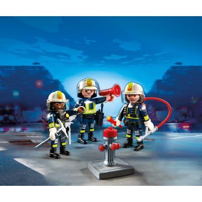 Playmobil 5366 - Fireman Team