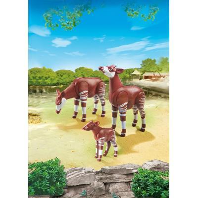 Playmobil 6643 – Okapi Family
