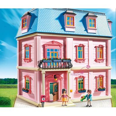 Playmobil 5303 Deluxe Dollhouse Romantic