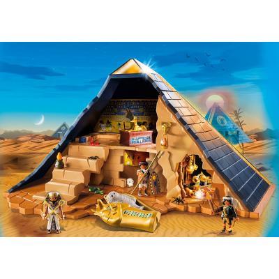 Playmobil 5386 - Pharaoh's Pyramid - History