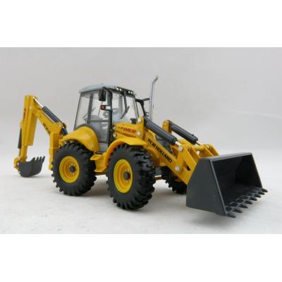 ROS 00190 - New Holland 115B Backhoe Loader Scale 1:50