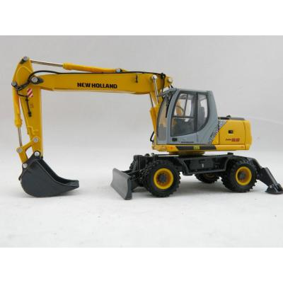 ROS 00191 - New Holland MH 5.6 Wheel Excavator