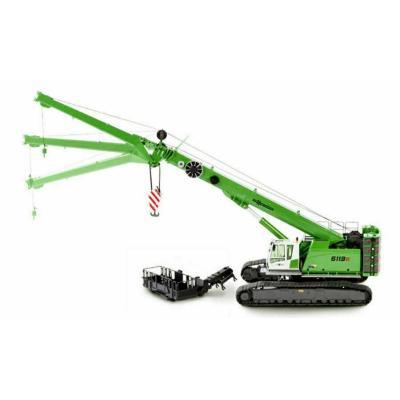 ROS 2258 Sennebogen 6113 E Crawler Crane with Working Platform - Scale 1:50