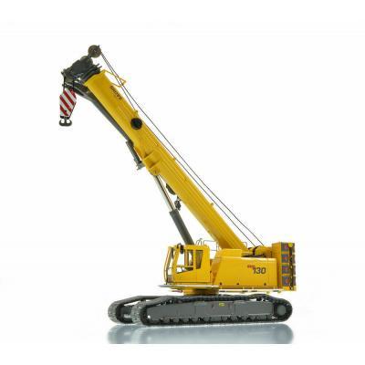 ROS 2265 - Grove GHC 130 Tracked Crawler Crane - Scale 1:50