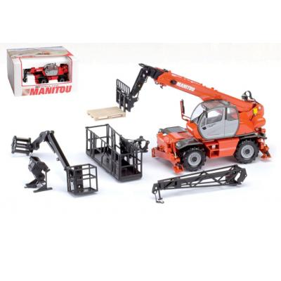 ROS 80101 MANITOU MRT 2150 PRIVILEGE Telehandler Mobile Crane Scale 1:32