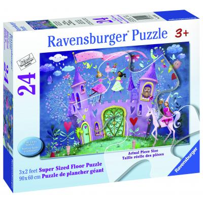 Ravensburger  - Super Sized Floor Puzzle The Brilliant Birthday - 24 Pieces