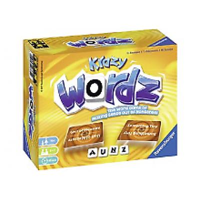Ravensburger - 26735-4 - Krazy Words Game - Crazy words