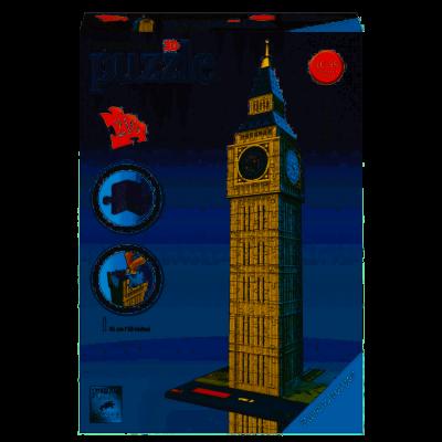 Ravensburger - Big Ben - 3D Puzzle - 216 pieces