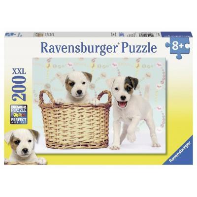 Ravensburger - Cheeky Friends Puzzle - 200 pieces