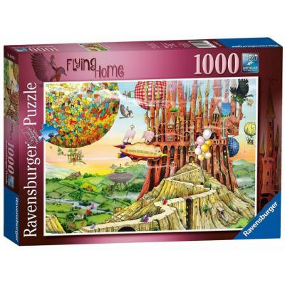 Ravensburger -  Colin Thompson Flying Home Puzzle 1000 Pieces