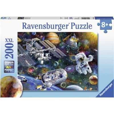 Ravensburger - Cosmic Exploration Puzzle - 200 pieces