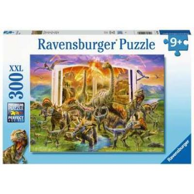 Ravensburger  - Dino Dictionary XXL Puzzle - 300 pieces