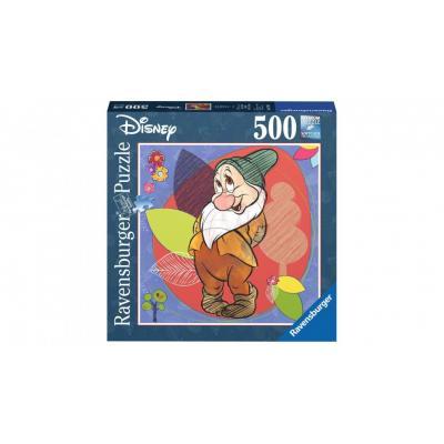 Ravensburger - Disney Bashful Puzzle 500 pieces Square