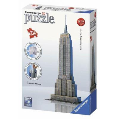 Ravensburger - Empire State Building - 3D Puzzle - 216 pieces