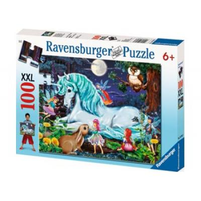 Ravensburger - Enchanted Forest Puzzle - 100 pieces