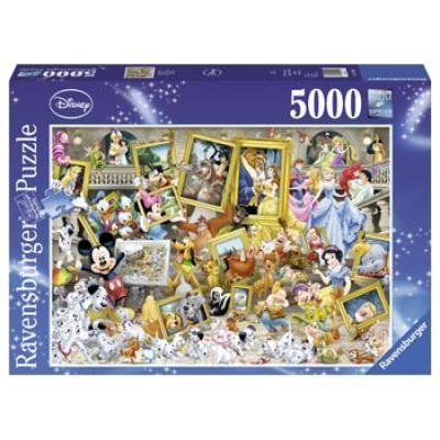 Ravensburger - Favourite Disney Friends Puzzle - 5000 pieces
