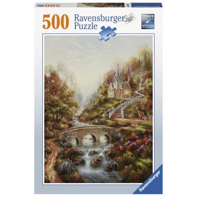 Ravensburger - The Golden Hour Puzzle - 500 pieces