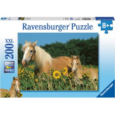 Ravensburger - Horse Happiness Puzzle - 200 pieces