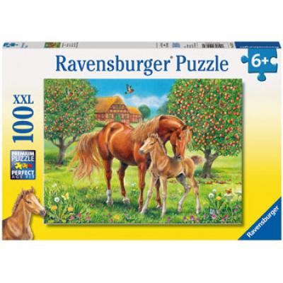 Ravensburger - Horse in the Field Puzzle - 100 pieces