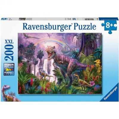 Ravensburger  - King of the Dinosaurs XXL Puzzle - 200 pieces