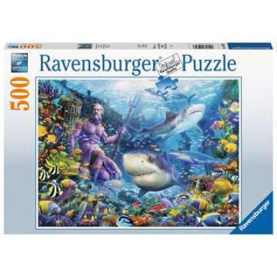 Ravensburger - King of the Sea Puzzle - 500 pieces