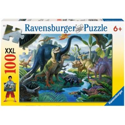 Ravensburger - Land of the Giants Puzzle - 100 pieces