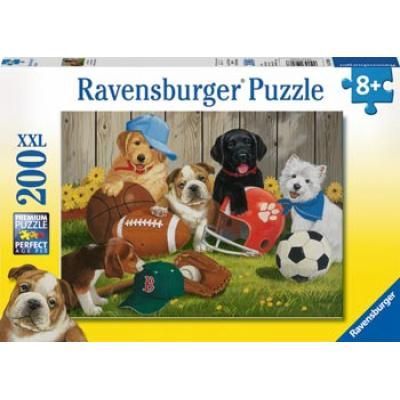 Ravensburger - Let's Play Ball Puzzle - 200 pieces