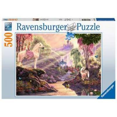 Ravensburger - The Magic River Puzzle - 500 pieces