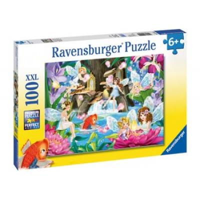 Ravensburger - Magical Fairy Night Puzzle - 100 Pieces