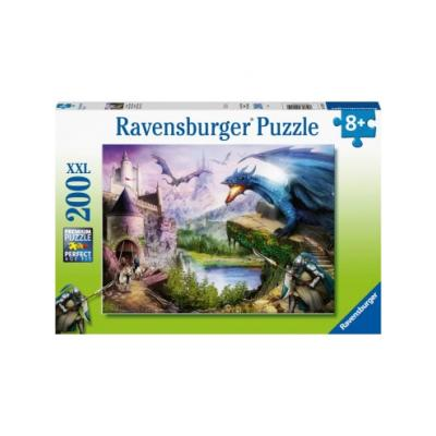 Ravensburger  - Mountains of Mayhem XXL Puzzle - 200 pieces