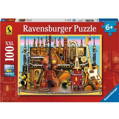 Ravensburger - Music Castle Puzzle 100 pieces
