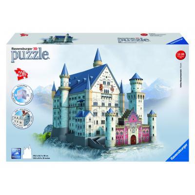 Ravensburger - Neuschwanstein Castle 3D Puzzle 216 pices