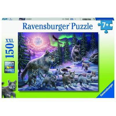 Ravensburger  - Northern Wolves XXL Puzzle - 150 pieces