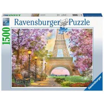 Ravensburger - Paris Romance Puzzle - 1500 pieces