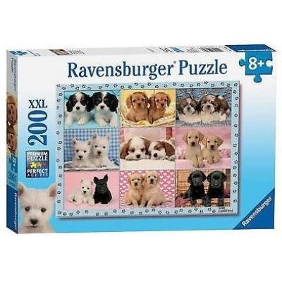 Ravensburger - Perfect Pups Puzzle 200 pieces