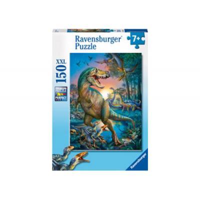 Ravensburger  - Prehistoric Giant Puzzle XXL - 150 pieces