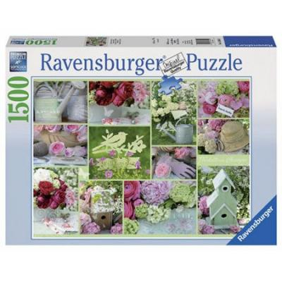 Ravensburger - Shabby Chic Garden Puzzle - 1500 pieces
