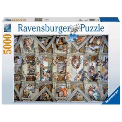 Ravensburger - Sistine Chapel Puzzle - 5000 pieces