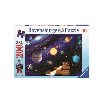 Ravensburger - The Solar System Puzzle - 200 pieces