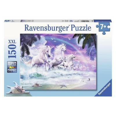 Ravensburger  - Unicorns on the beach  puzzle XXL - 150 pieces