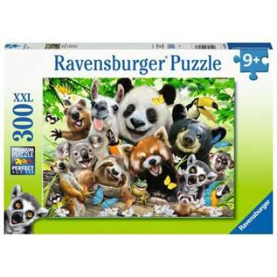 Ravensburger  - Wildlife Selfie XXL Puzzle - 300 pieces