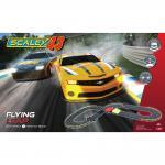 SCALEX 43 Slot Car Race Sets