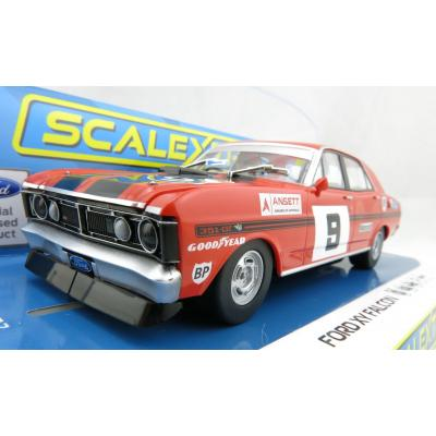 Scalextric C4028 Ford XY Falcon ATCC 1973 Winner Alan Moffat Slot Race Car 1:32 Scale