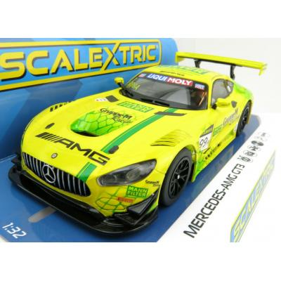 Scalextric C4075 Mercedes AMG GT3 Bathurst 12 Hours 2019 Slot Car 1:32 Scale
