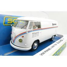 Scalextric C4086 VW Volkswagen Panel Van T1b - Brumos Racing Slot Car 1:32 Scale